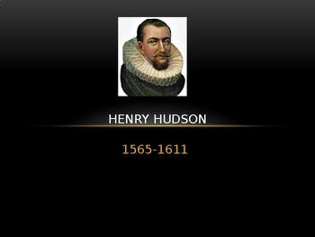 Henry Hudson Powerpoint