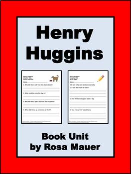 Henry Huggins Book Unit