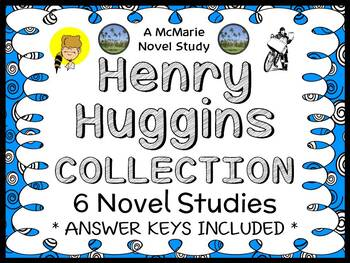 Henry Huggins Collection (Beverly Cleary) All 6 Novel Studies / Comprehension