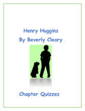 Henry Huggins Chapter Quizzes