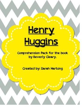Henry Huggins {Comprehension Pack}