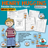 Henry Huggins   Book Companion   [Reader Response Pages]