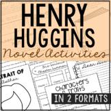 Henry Huggins Novel Unit Study Activities, Book Companion