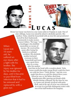 Henry Lee Lucas - Serial Killer or Serial Confessor