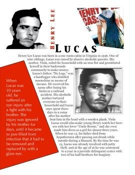 Henry Lee Lucas - Serial Killer or Serial Confessor