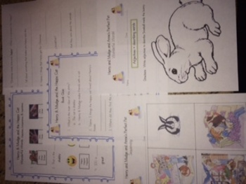 Henry & Mudge Guided Reading Bundle