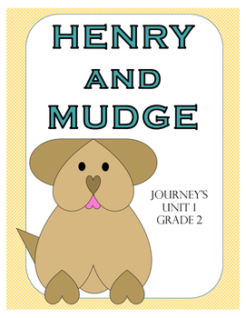 Henry & Mudge Journey's Grade 2