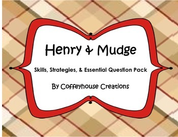 Henry & Mudge - Journeys - Grade 2