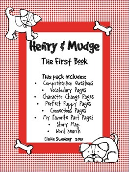 Henry & Mudge: The First Book