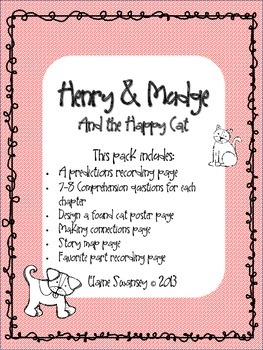 Henry & Mudge and the Happy Cat