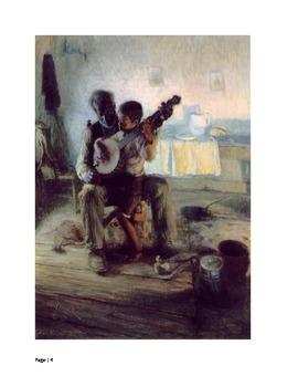 Henry Ossawa Tanner Artist Study