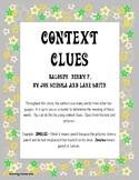 Henry P. Baloney (Context Clues Activity)
