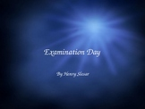 """Henry Slesar's """"Examination Day"""" Guided Reading PowerPoint"""