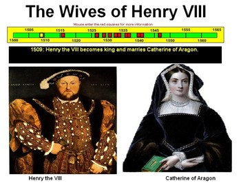 Henry The VIII - Bill Burton