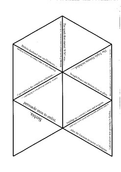 The Causes of WWI game/resource/tarsia