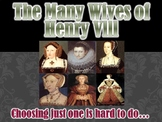 Henry VIII & His Wives PowerPoint (Renaissance / English Reformation)