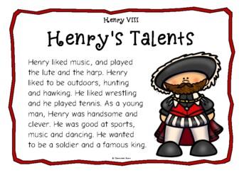 Henry VIII - The Tudor King