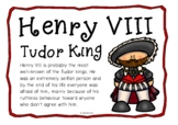Henry VIII - The Tudor King