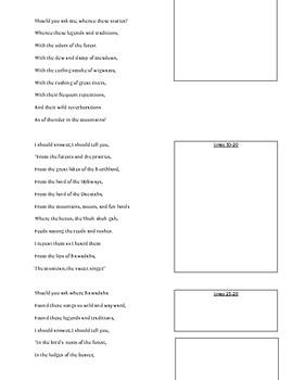 Henry Wadsworth Longfellow Poetry