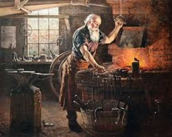 Henry Wadsworth Longfellow - The Village Blacksmith