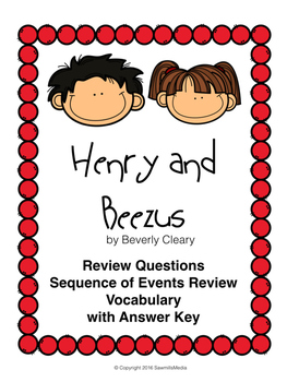 Henry and Beezus by Beverly Cleary