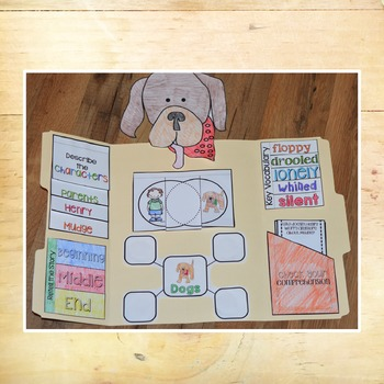 Henry and Mudge Lapbook
