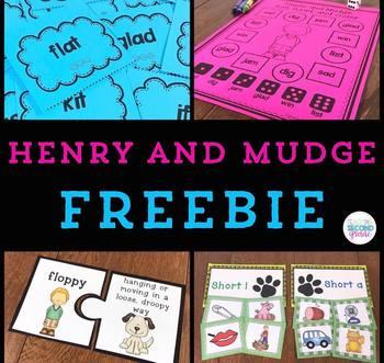 Henry and Mudge FREEBIE