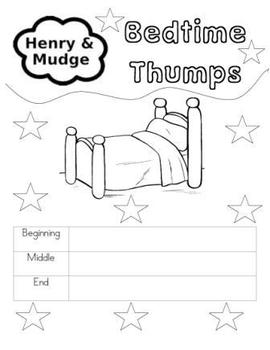 Henry and Mudge Bedtime Thumps