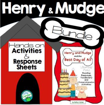 Henry and Mudge Bundle