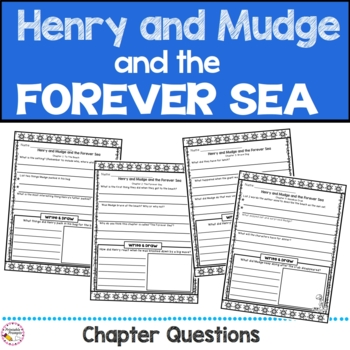 Henry and Mudge Forever Sea
