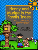 Henry and Mudge in the Family Trees Comprehension Activity Pack