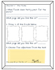 Henry and Mudge In the Green Time Comprehension Packet