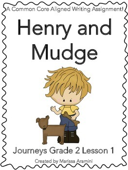 Henry and Mudge-Journeys Grade 2-Lesson 1