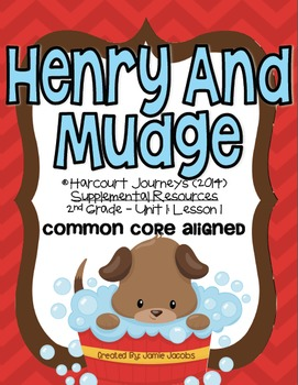 Henry and Mudge (Journeys - Supplemental Materials)