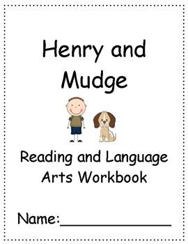 Henry and Mudge ~ Language Arts Workbook ~ 2nd Grade ~ HMH Journeys