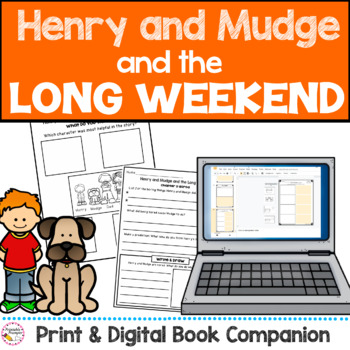 Henry and Mudge Long Weekend