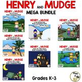 Henry and Mudge MEGA BUNDLE