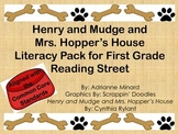 UPDATED! Henry and Mudge & Mrs. Hopper's House Unit - First Grade Reading Street