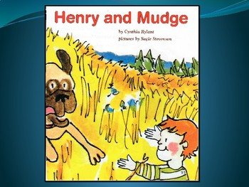 Henry and Mudge PowerPoints: StoryTown