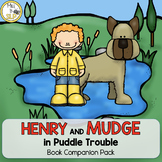 Henry and Mudge: Puddle Trouble-Companion Pack