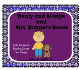 Henry and Mudge Rdg St. First Grade Unit 4 Week 6 Common Core Literacy Centers
