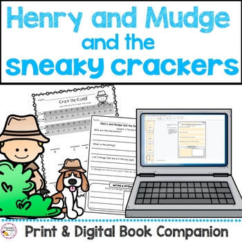Henry and Mudge Sneaky Crackers