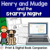 Henry and Mudge Starry Night Digital & Printable Activities