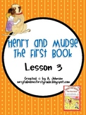 Storytown 2nd Grade Lesson 3: Henry and Mudge Supplementals