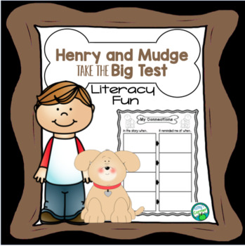 Henry and Mudge Take the Big Test - Literacy Fun!