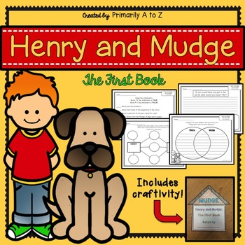 Henry and Mudge {The First Book}