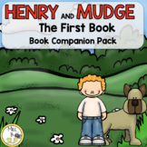 Henry and Mudge: The First Book-Companion Pack (+ BOOM Cards!)