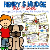 Henry and Mudge: The First Book Focus Wall Anchor Charts and Word Cards