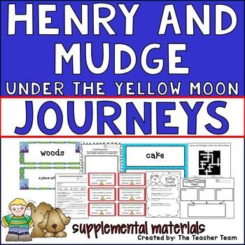 Henry and Mudge Journeys Second Grade Henry and Mudge ~ Su