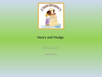 Henry and Mudge Vocabulary